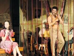 Segundo diretor, a atuação dos atores em palco é o ponto forte do espetáculo