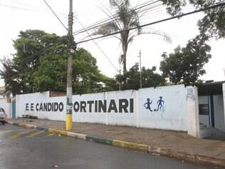 Escola estadual no bairro Nova Baden tem sofrido vários ataques de vândalos