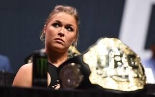 Solidária, Ronda Rousey grava vídeo a ex-lutador de MMA que ficou paraplégico - Lutas - iG