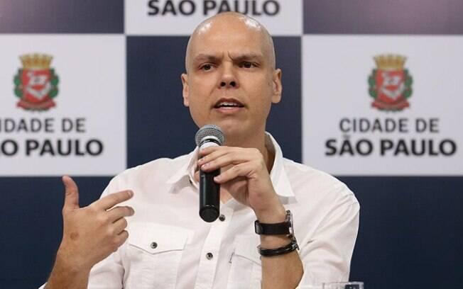 Prefeito de São Paulo Bruno Covas (PSDB)