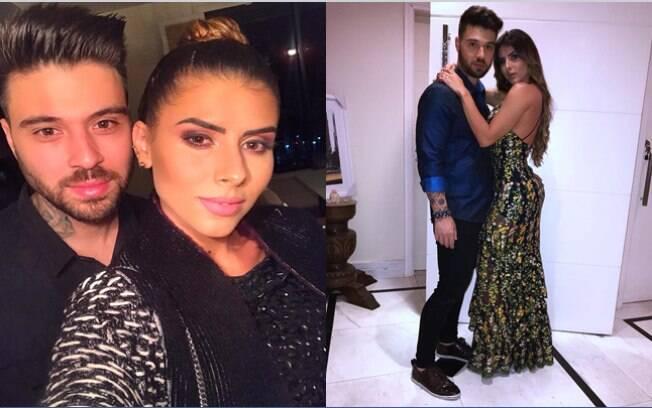 Thaís Bianca e Douglas D'amore terminaram o relacionamento depois do