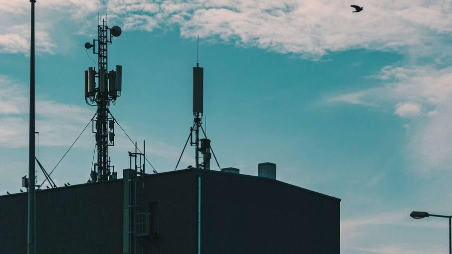Antena de 5G