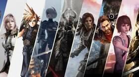 Confira os 7 jogos mais populares da Square Enix