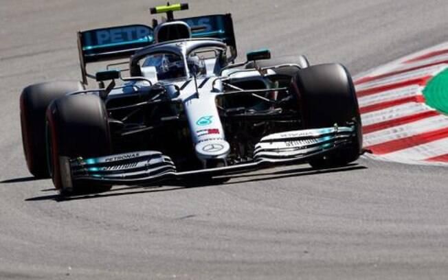 Bottas é poli position no GP de Fórmula 1 da Espanha