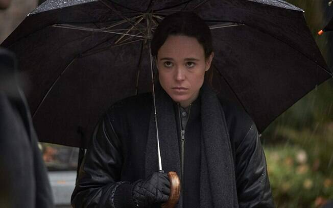 Ellen Page como Vanya Hargreeves em