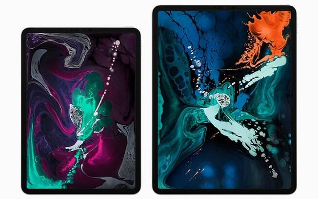 iPadOS é o sistema presente nos iPads