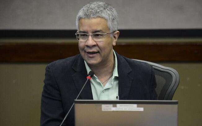 Wanderson Kleber, Secretário de Vigilância em Saúde do Ministério