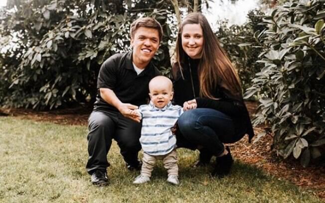 Tori Roloff é casada com Zach e é mãe de Jackson; a família é unida, mas mesmo assim não deixa de ter dias difíceis