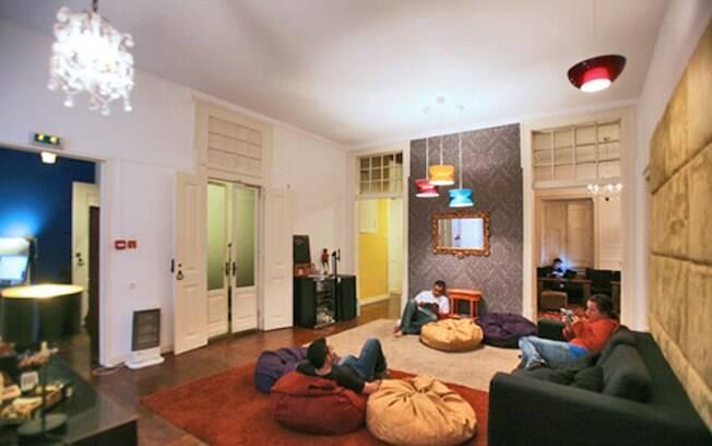 O Travellers Hostel, em Lisboa, foi eleito por tês anos seguidos o melhor do mundo pelo site Hostel World