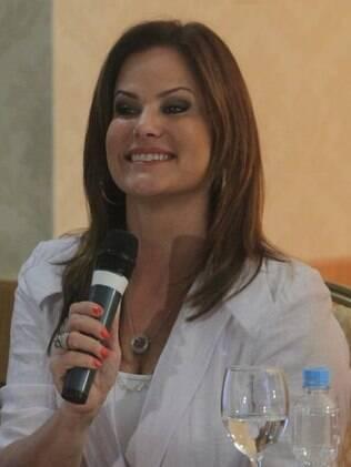 Renata Ceribelli: menos 12 quilos em seis meses