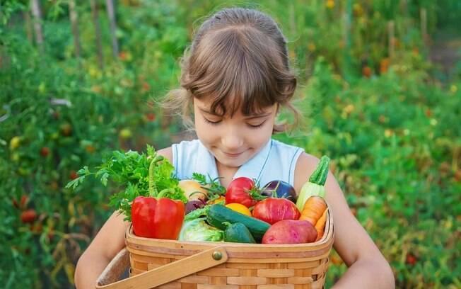 Crianças podem ser veganas?