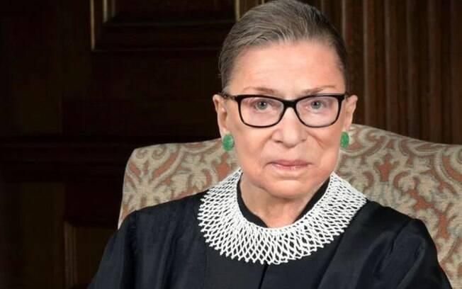 A juíza indicada para o cargo pelo presidente Bill Clinton e empossada em 10 de agosto de 1993.