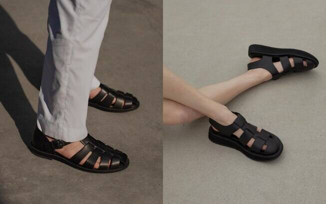 Sandália fisherman: confira a nova tendência do calçado da temporada
