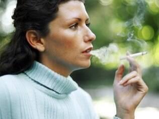Fumo: menos tempo de fertilidade