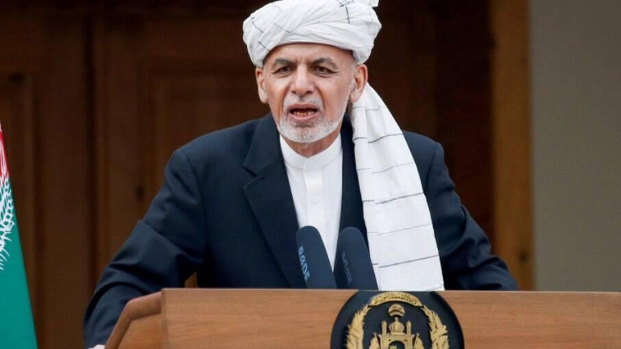 Tajiquistão nega ter recebido presidente do Afeganistão