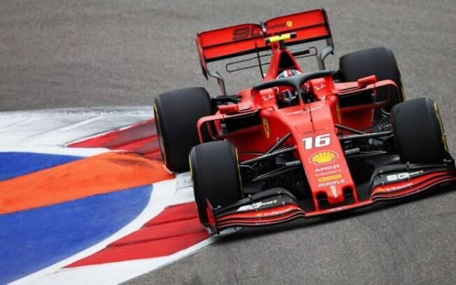 Esta será a quarta pole seguida do piloto monegasco da Ferrari