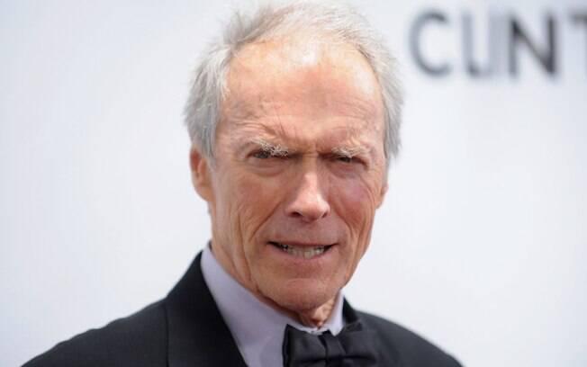 Celebridades que tem mais filhos! Clint Eastwood é pai de sete filhos