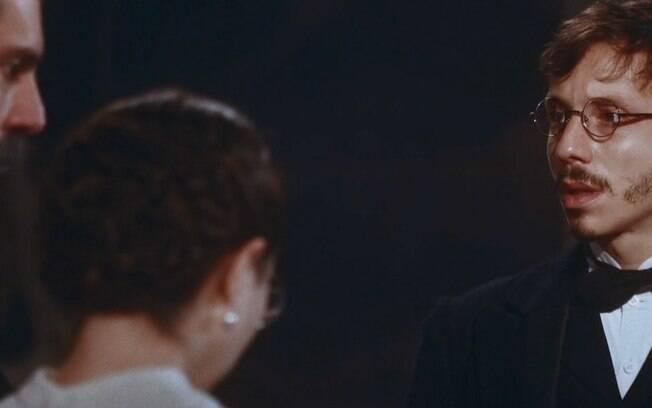 Nos Tempos do Imperador: Nélio joga tudo para alto, enfrenta Tonico e declara o seu amor a Dolores, mas o pior acontece