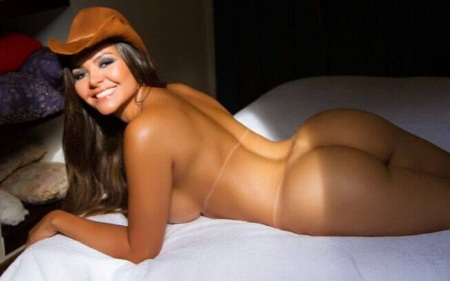 Modelo Gabriella Araújo