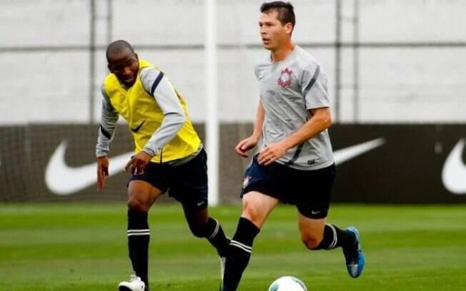 Anderson Polga no Corinthians