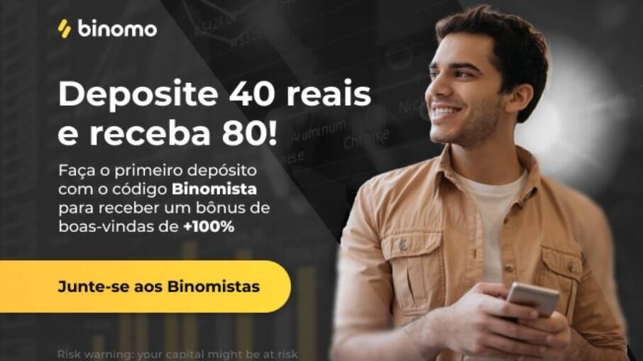 Binomo é uma prestigiada plataforma de trading