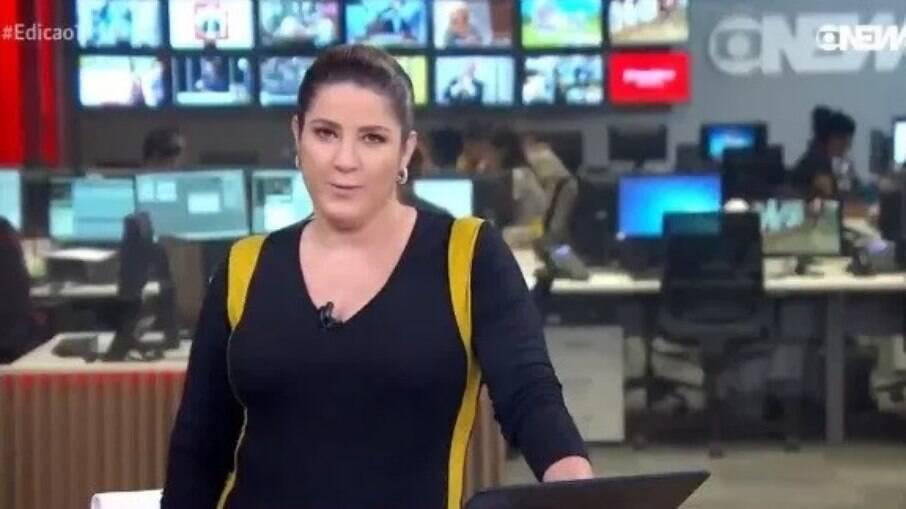 Globo se manifesta sobre vídeo de Christiane Pelajo