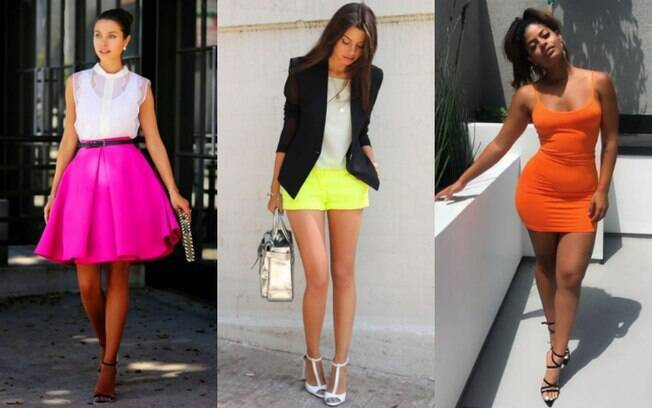 Conhecer o próprio estilo é essencial antes de usar uma peça de roupa neon ou seguir qualquer outra nova tendência