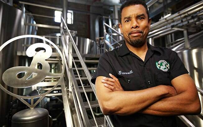 Garrett Oliver, mestre cervejeiro da Brooklyn Brewery