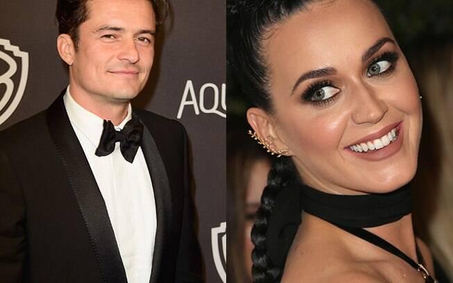 Katy Perry diz que Orlando Bloom é a âncora de sua vida