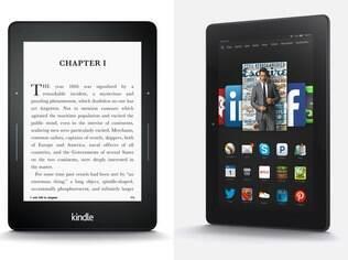 Leitores Kindle podem ser usados para acessar novo serviço da Amazon