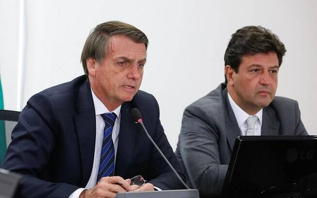 Mandetta foi demitido após desentendimentos com Bolsonaro na crise da Covid-19