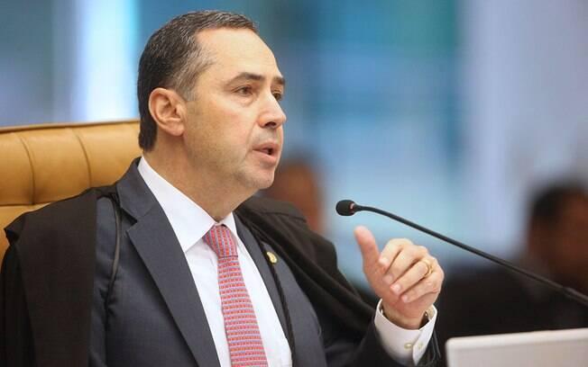 Ministro Luís Barroso , relator do caso no STF, votou pela constitucionalidade da norma