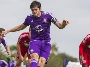 Kaká atuou apenas no primeiro tempo da partida e ajudou na vitória do Orlando