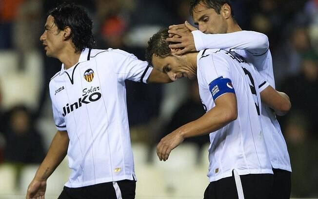 Valencia é o terceiro clube que mais deve: 626 milhões de euros (R$ 1,6 milhões)