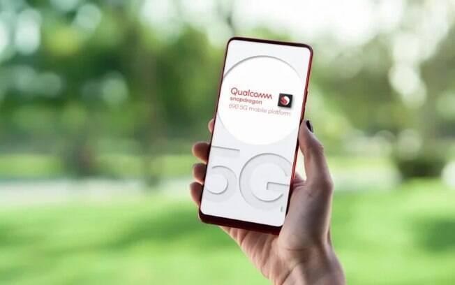 Qualcomm apresente novo chipset Snapdragon 690 5G