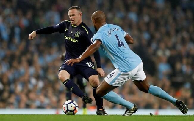 Manchester City e Everton fizeram grande jogo no Etihad Stadium para encerrar a segunda rodada do Campeonato Inglês