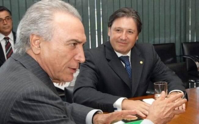 Deputado afastado Rodrigo Rocha Loures é apontado como intermediário de Michel Temer para assuntos do grupo J&F