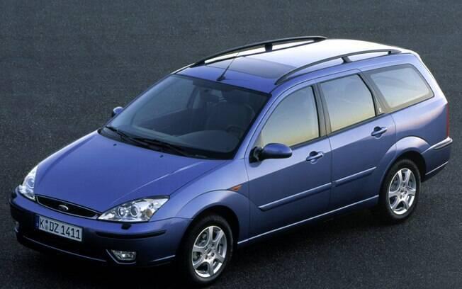 Ford Focus SW: a marca não quis apostar na perua no Brasil mesmo na época em que elas ainda vendiam razoavelmente no País