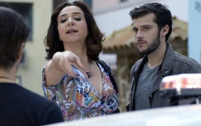 Giovanni é preso por atentado contra Camila