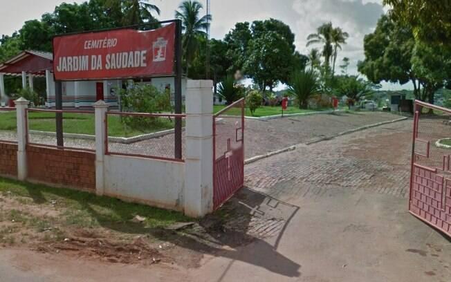 Obra foi realizada pela prefeitura de Rio Branco, no Acre, sem autorização da proprietária do jazigo