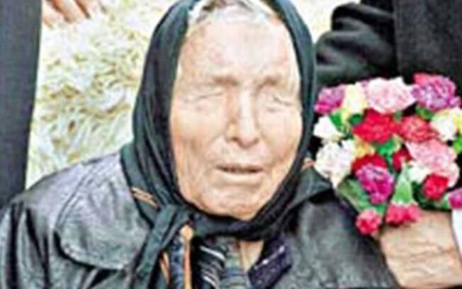 Vanga, que morreu em 1996, era considerada a