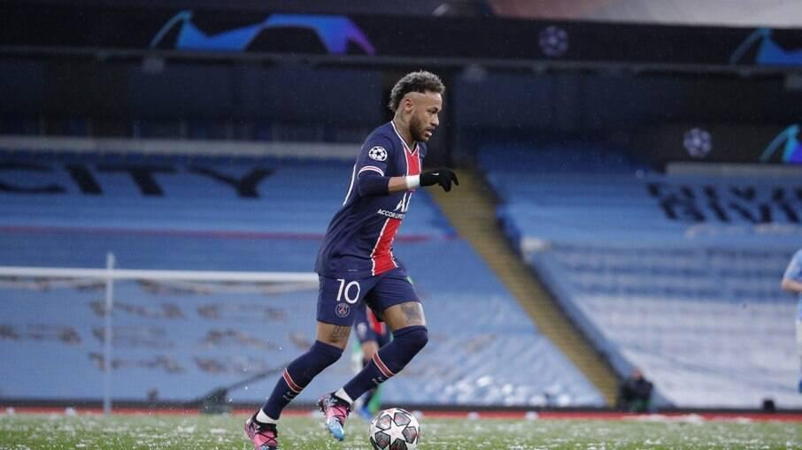 PSG de Neymar caiu na semifinal da Liga dos Campeões