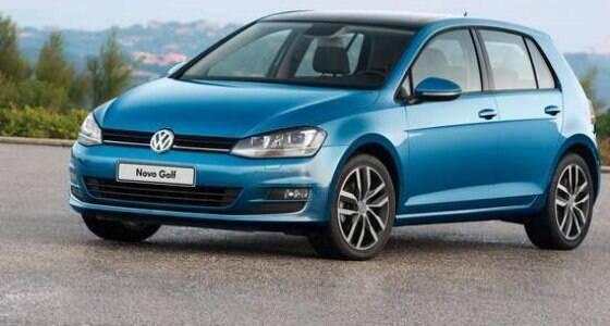 VW apresenta novo Golf no começo de novembro