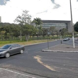 Local onde aconteceu o acidente fica na região da Pampulha