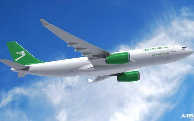 Turkmenistan Airlines será a nova operadora do Airbus A330 convertido em cargueiro