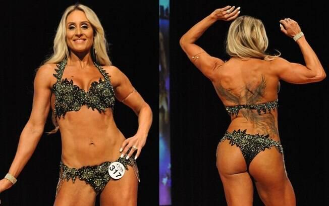 Nutricionista esportiva e body designer, Nat explica que o carboidrato e a gordura são importantes para o organismo