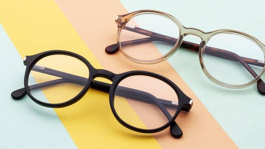 Confira o guia de compras de óculos da Amazon