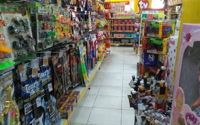 Dia das crianças deve ter queda de vendas em Campinas.