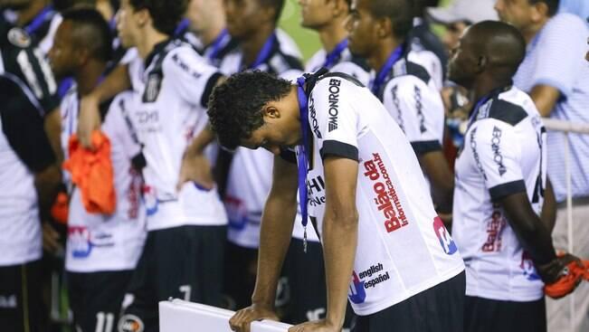 Jorginho, após derrota da Ponte: 'Como perder Copa'