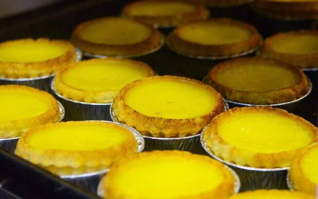 Sobremesa foi leveda à China por comerciantes portugueses